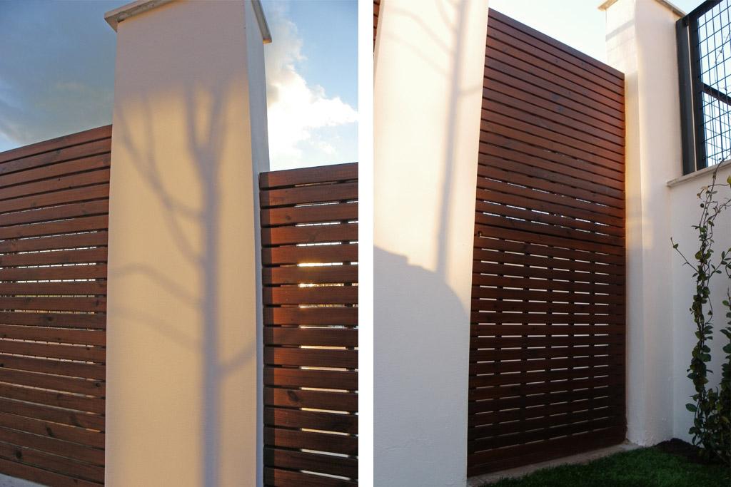 Celosias de madera para jardin elegant celosias de madera for Celosia madera ikea