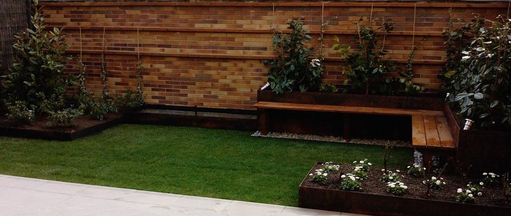 Diseño Y Decoración Jardines Pequeños Un Jardin Para Mi