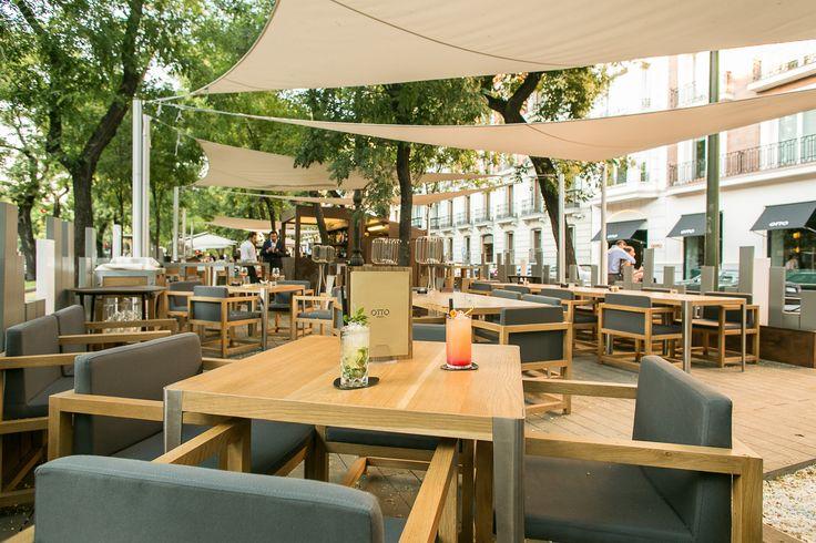 Velas para terrazas velas enrollables para terrazas velas - Terrazas romanticas madrid ...