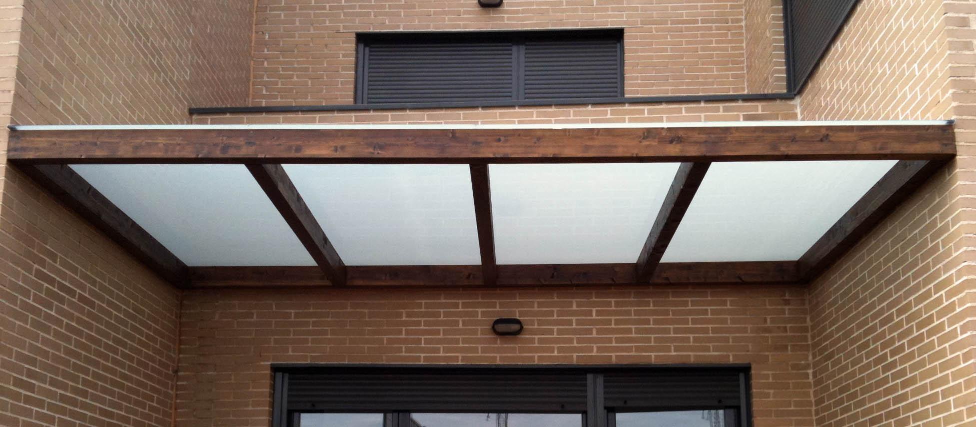 Porche madera y vidrio un jardin para mi - Porches de madera y cristal ...