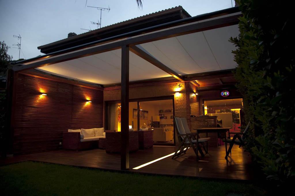 Cenadores porches y p rgolas un jardin para mi for Cenadores de madera para jardin