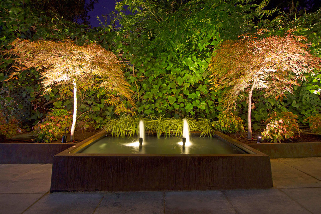 Jardines de agua y luz un jardin para mi - Paisajismo jardines exteriores ...