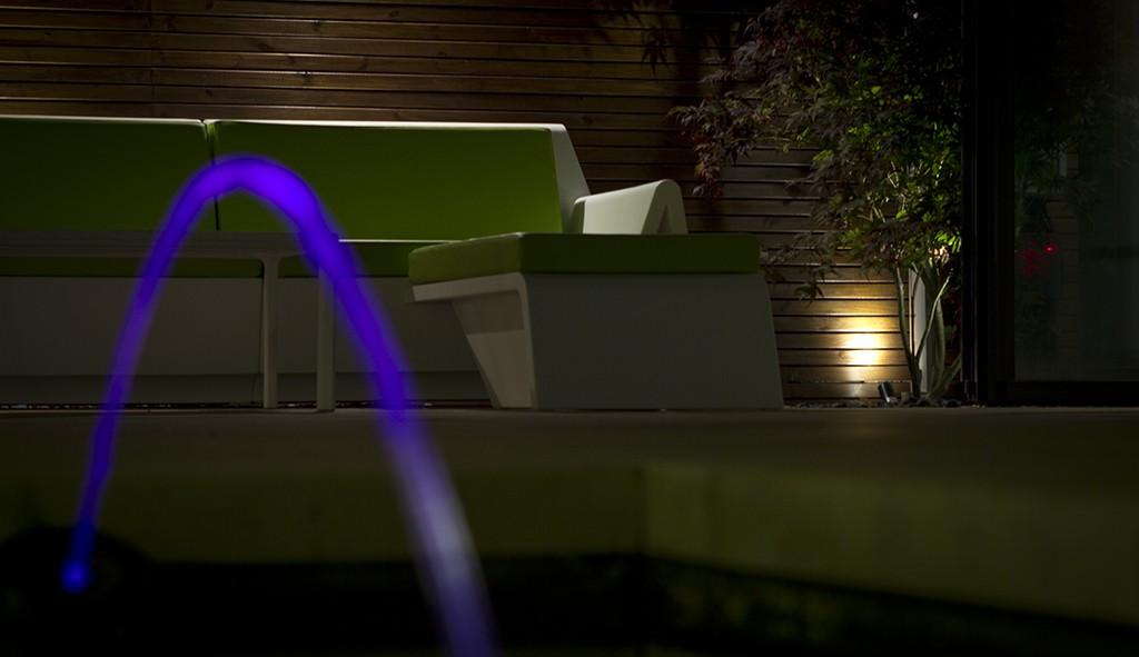 Iluminaci n de jardines iluminaci n de exteriores - Iluminacion led para jardin ...