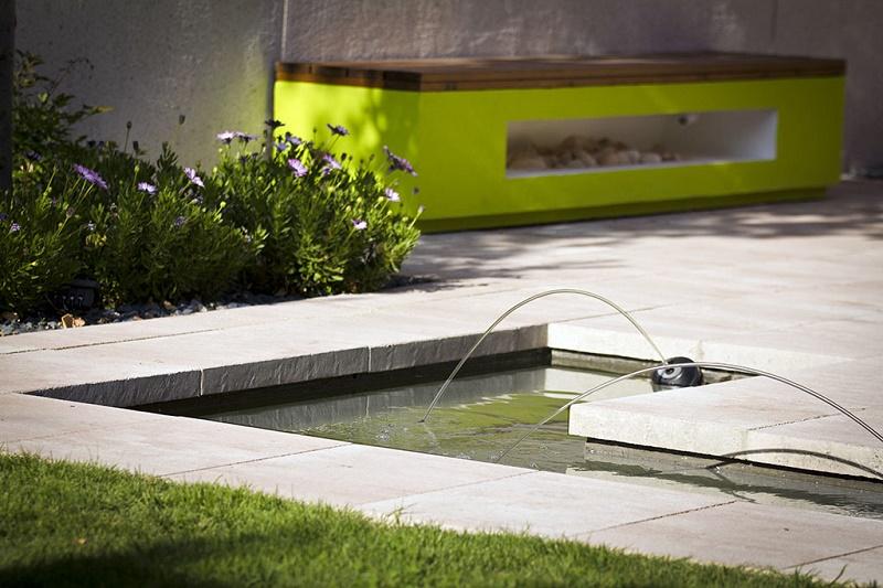 Estanques de diseño para jardines