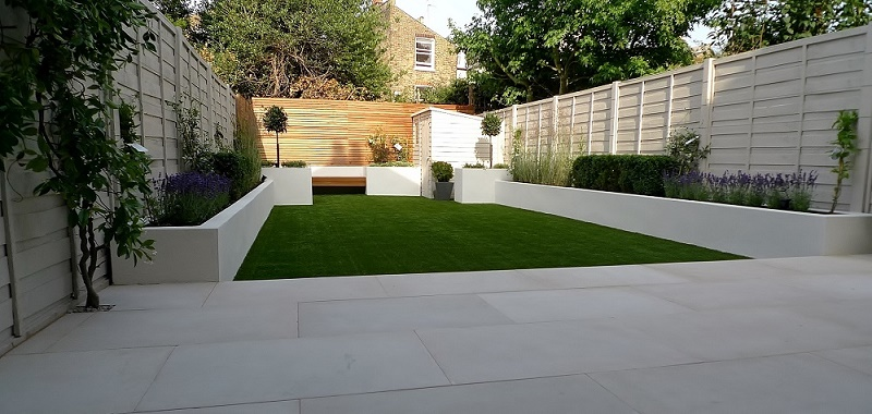 diseño de jardines Madrid