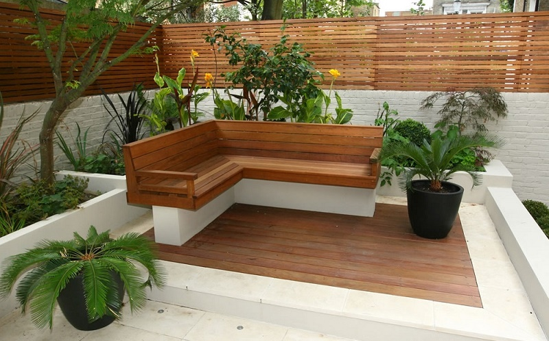 jardines de diseño madrid