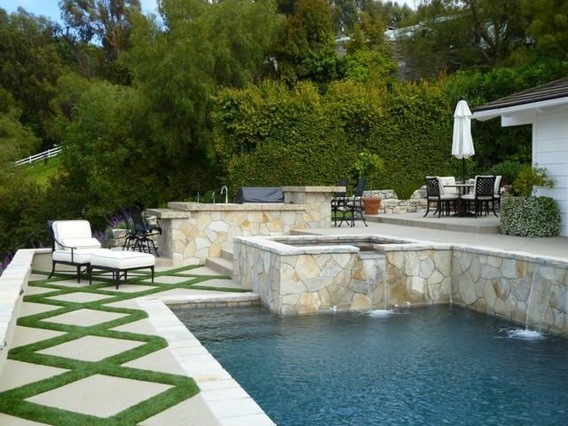 Paisajismo el arte en la gesti n de los espacios un for Paisajismo jardines con piscina