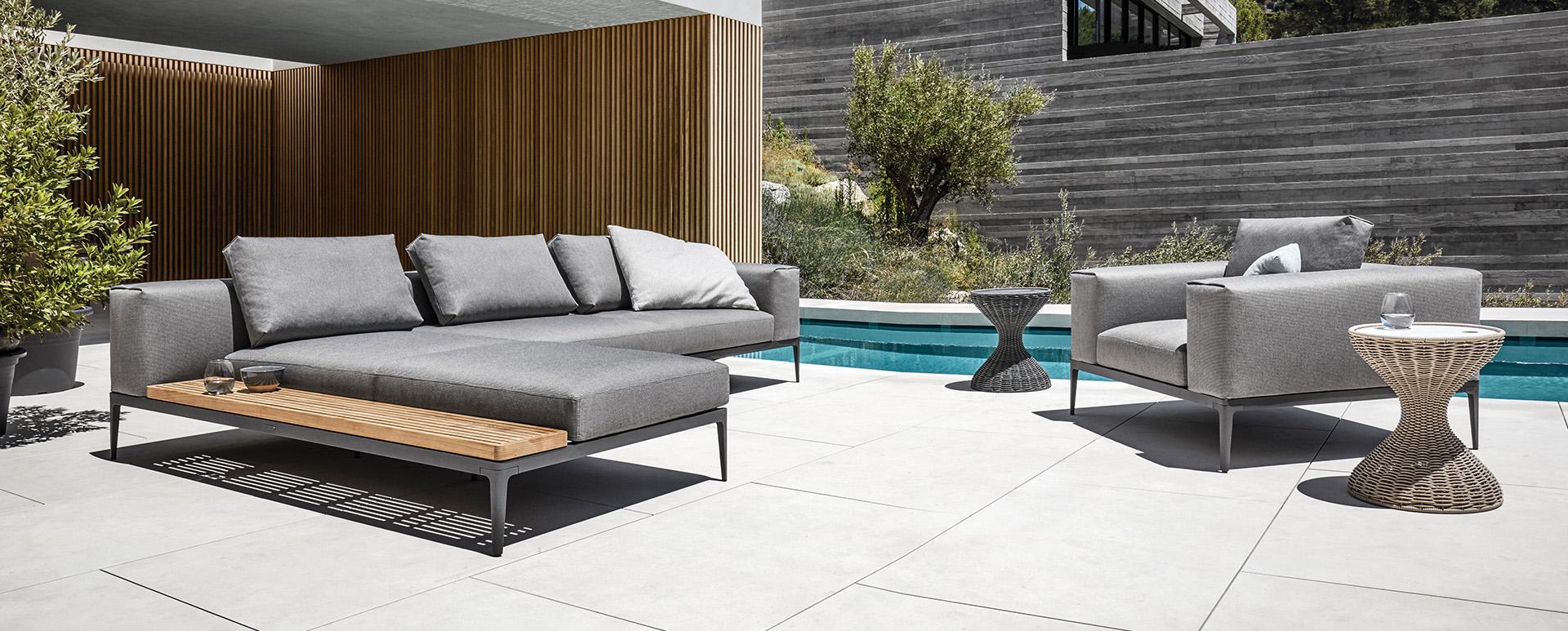 Qué muebles no deben faltar en tu jardín este verano