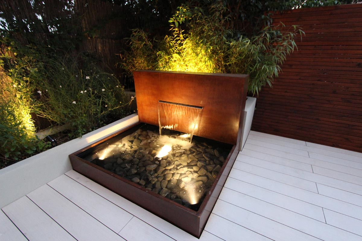 Dise o de jardines un jardin para mi for Jardines en espacios pequenos fotos