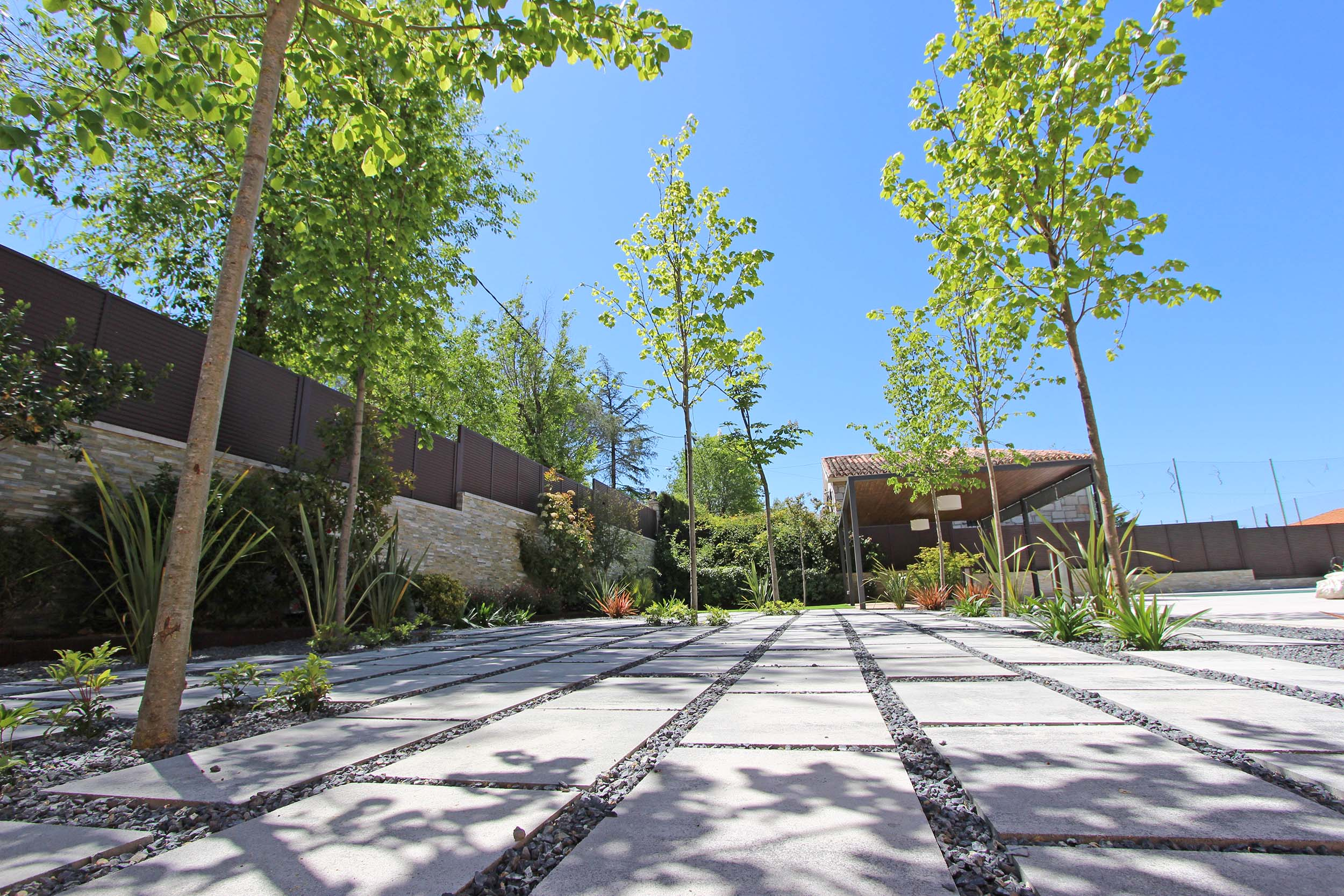 Pool House - Salón de Jardín