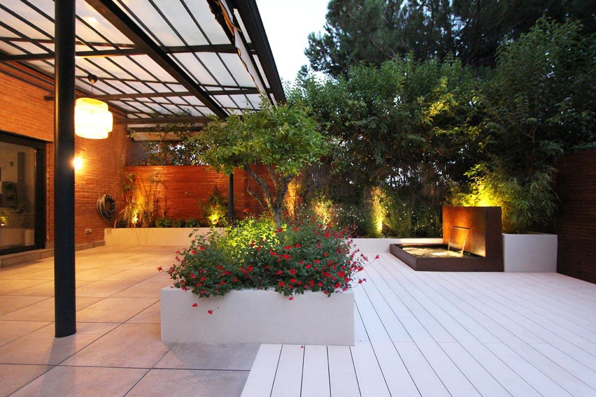 Paisajista Madrid | Un jardín para mi