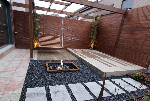 Un jardin para mi dise o y decoraci n de jardines for Paisajismo de terrazas