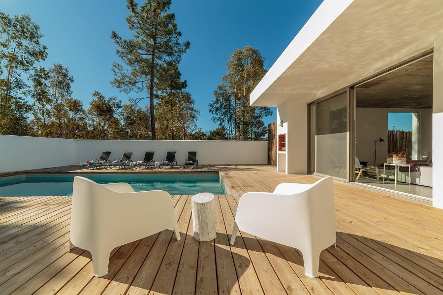 Pool House, la virtud del diseño y la funcionalidad
