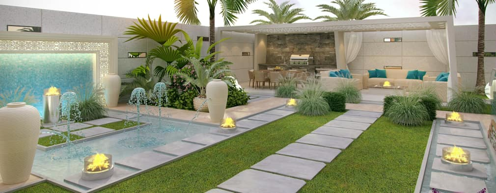 Dise o de jardines un jardin para mi - Paisajismo diseno de jardines ...