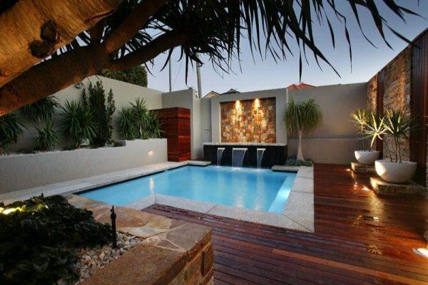 piscina para jardin pequeño - Un Jardín para mi
