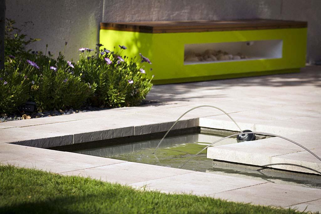 Diseño jardines de bajo mantenimiento