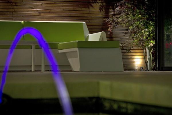 diseño de jardines con estanques