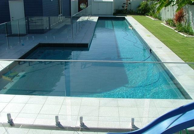 piscina a medida para chalet