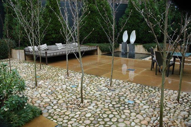 diseñar jardines en invierno