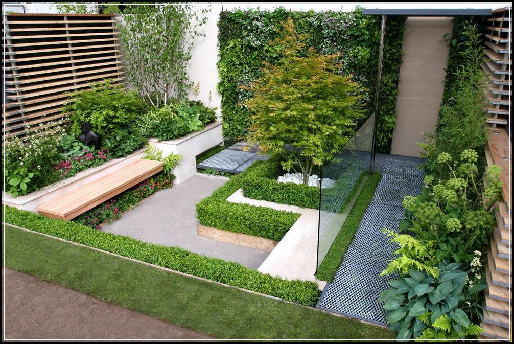 Jardines pequeños, funcionales y operativos. ¿Dónde está el secreto?