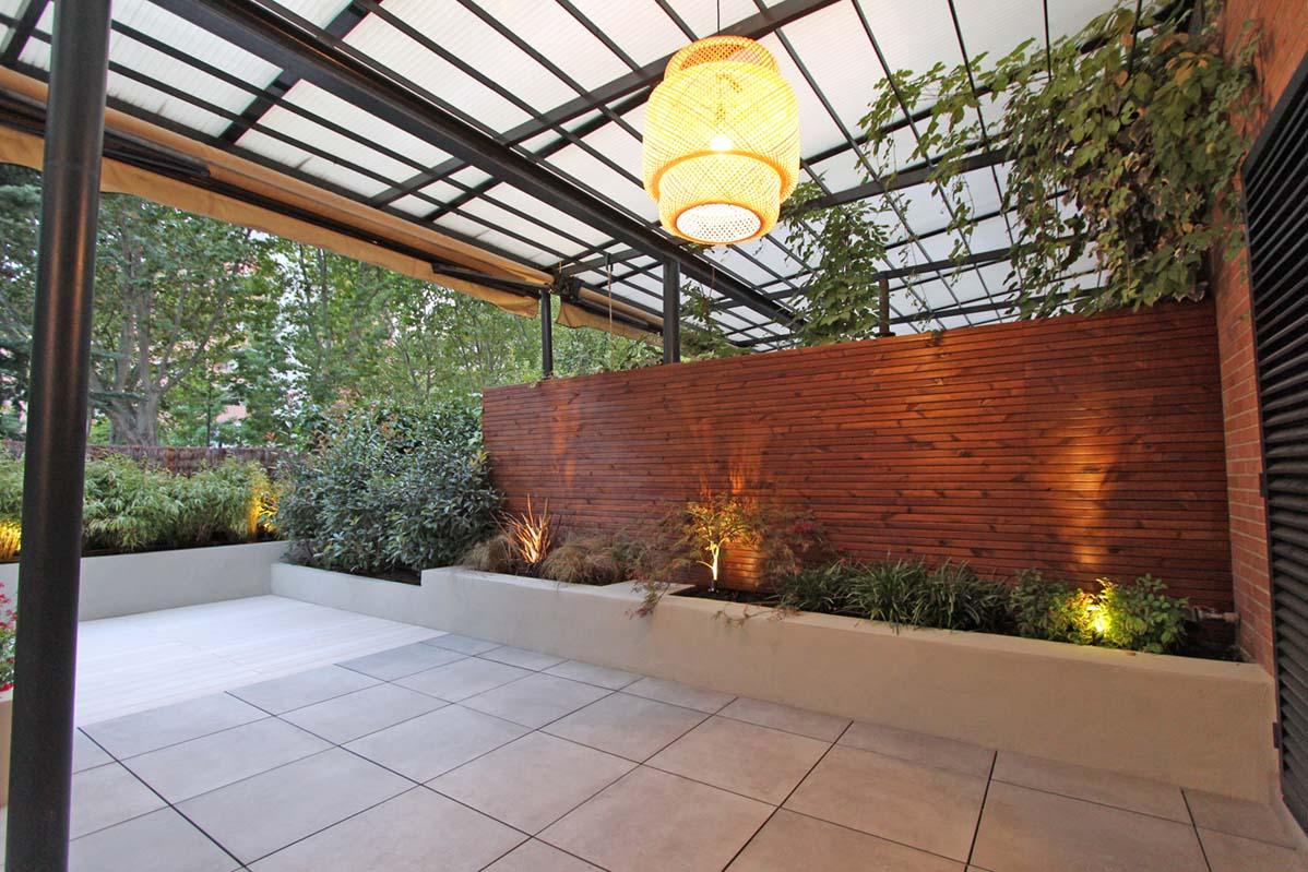 diseño de jardines madrid - Un jardín para mi