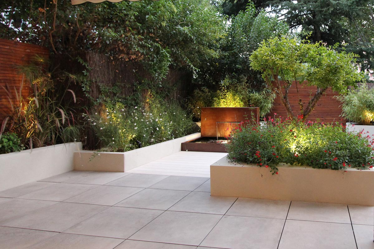 paisajista madrid - Un jardín para mi