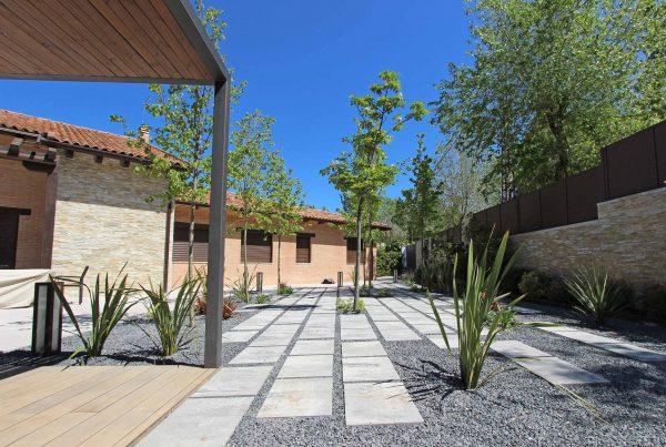 Diseño y arreglo de jardines