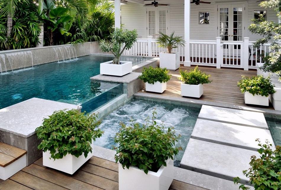 La ventajas de una piscina inteligente o Smart pool