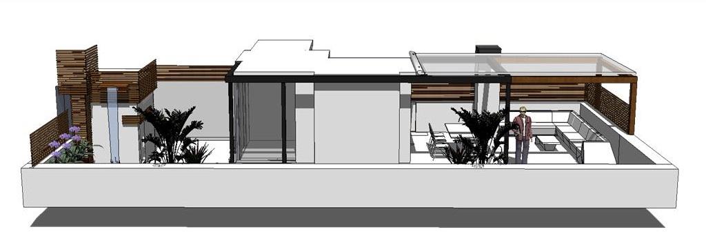 El Diseño de una Terraza con encanto