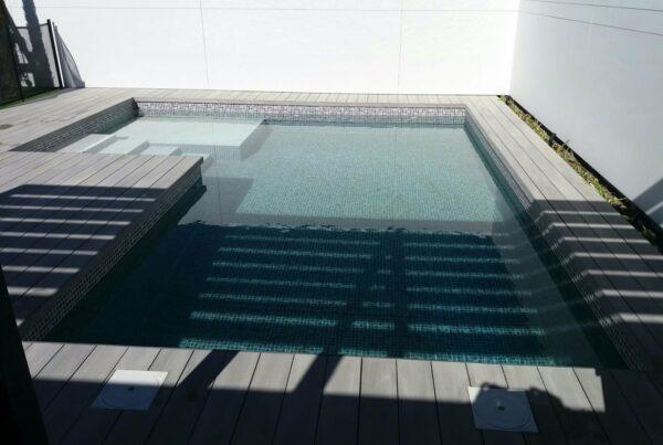 piscina oscura